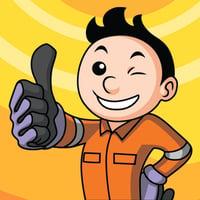 26-SafetySam - ThumbsUp